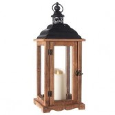 Bright Day Combination Candle and Lantern