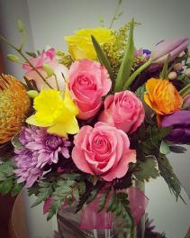 Bright Days Vase Arrangement