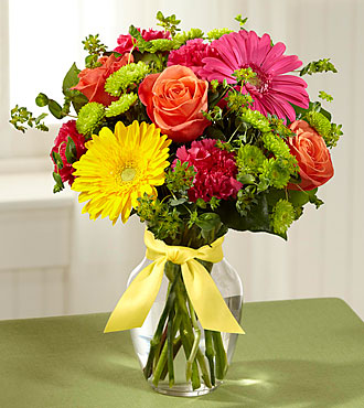 Bright Days Ahead - 522 Vase Arrangement