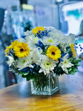 Baby Boy Joy Bouquet Floral Arrangement