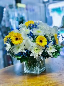 Baby Boy Joy Bouquet Floral Arrangement
