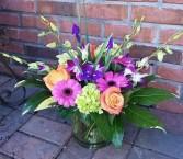 Bright Delight low vase