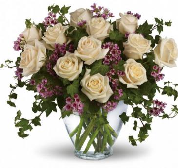 BRIGHT FLORAL ELEGANT MIXTURE OF FLOWERS