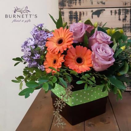 Bright Glee Vase Arrangement