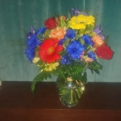 Bright Impact  Bouquet