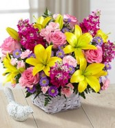 Bright Lights Bouquet  (B21-4968E)