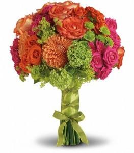 Bright Love Bouquet Bridal Bouquet