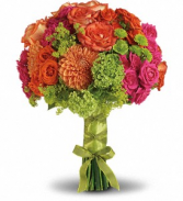 Bright Love  Bridal Bouquet