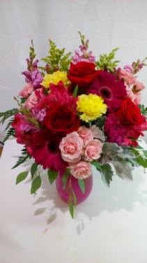 Bright Memory Bouquet