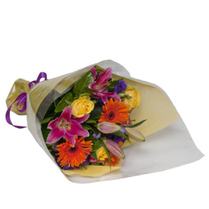 Bright Mixed Bouquet  in Lauderhill, FL | BLOSSOM STREET FLORIST