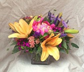Bright Pop Vase Vased Arrangement