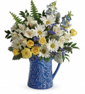 Bright Skies Bouquet T18E205A