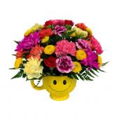 Bright Smiles  Mount Pearl Florist Design
