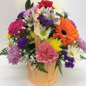 Bright  Spring Blooms  Fresh flower arrangements