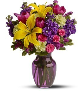 Bright Stuff Floral Bouquet
