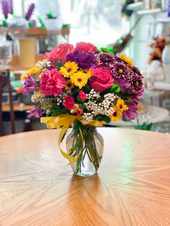Bright Supreme Floral Arrangement
