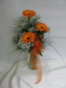 Bright Thoughts vase arrangement