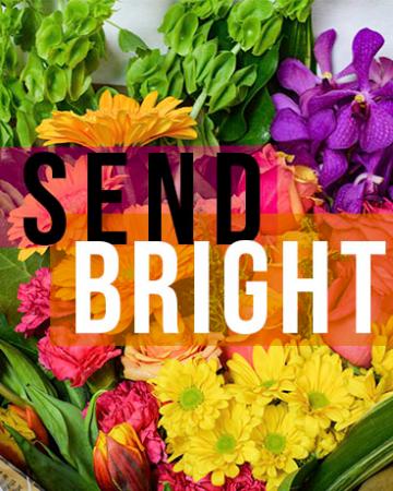 Bright & Vibrant Bouquet