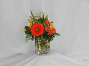 Brighten the Day Vase in Norway, ME | Green Gardens Florist & Gift Shop