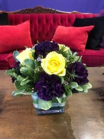 Brighten you Vase Arrangement