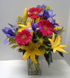 Brighten Your Day Get Well Arrangement