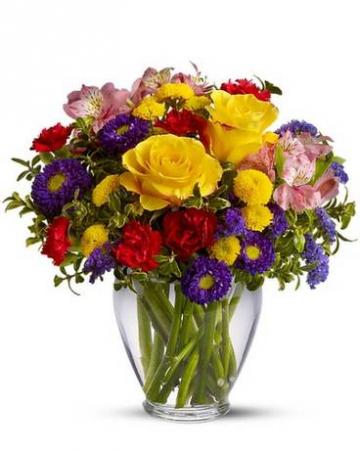 Brighten Your Day Arrangement