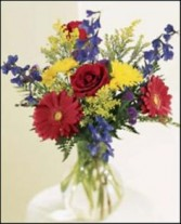 Brighten Your Day Bouquet Flower arrangement