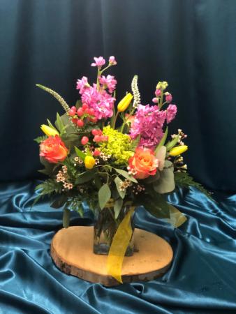 Brighter Days  Vase
