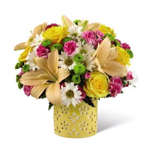 Brighter than Bright FTD in Springfield, IL | FLOWERS BY MARY LOU INC