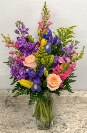 Brilliance Floral Arrangement in Saint Simons Island, GA | A COURTYARD FLORIST