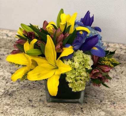 Brilliance in Blossom Bouquet