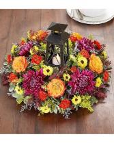 brilliant autumn centerpiece fall arrangement