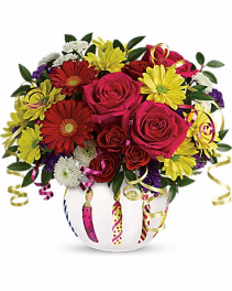 Brilliant Blooms birthday