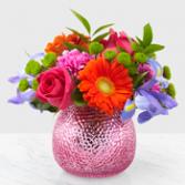 Brilliant Springtime! vase