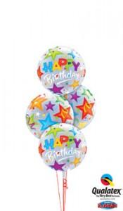 Brilliant Stars Birthday balloons