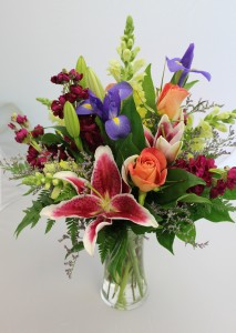 Brilliant Summer Fresh Arrangement