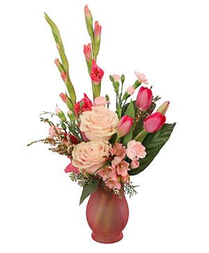 Brilliantly Bashful Floral Design in Buda, TX | Budaful Flowers