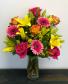 Bring on the Happy Vase Arrangement