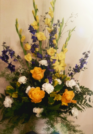 Comforting Thoughts Funeral Flowers