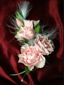 Broadway Baby Corsage Prom Corsage
