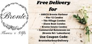 Bronte Harbour Delivery Bronte Harbour Delivery in Oakville, ON   Bronte Flowers & Gifts