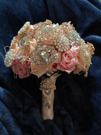 Brooch Bouquet Wedding