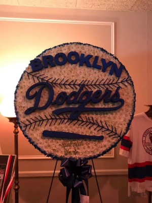 Brooklyn Dodgers   in Ozone Park, NY   Heavenly Florist