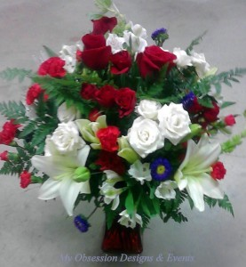 Brought to perfection, MO-48 Fresh floral in Dallas, TX   MY OBSESSION FLOWERS