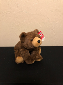 Brown Bear Stuffed Plush
