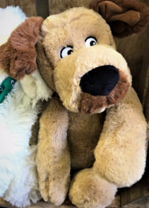 Large Plush Stuffed Animal
