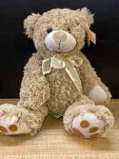 Brown plush bear
