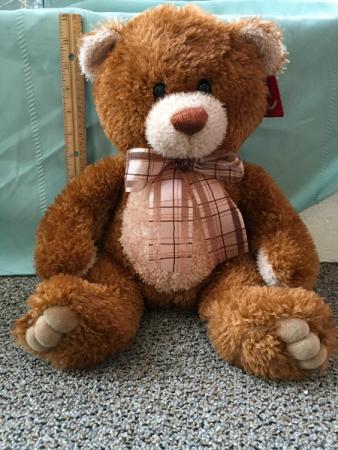 Brown Sugar Bear Stuffed Animal