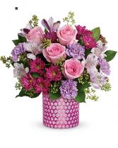 Bubbling Over Bouquet