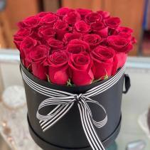 Bucket of Love Re Roses